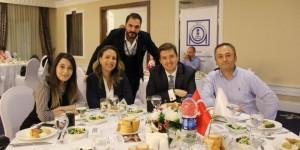 """Sepaş 'Enerji """"Verimliliği Kongresi' Kapsamında Gala Yemeği Düzenledi"""