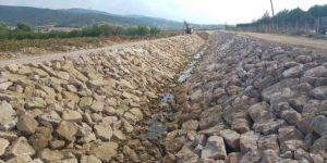 Boğazköy Barajı'nda Sulama Başlıyor