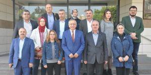 Sektörel Kümelenmede İnegöl Türkiye'ye Örnek