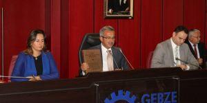Gebze'nin bütçesi 390 milyon TL