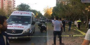 Polis Servisinin Geçişi Sırasında Bombalı Saldırı !