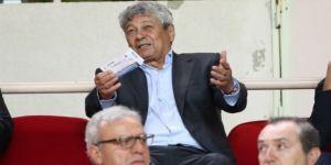 Lucescu, Monaco - Beşiktaş maçınI izledi
