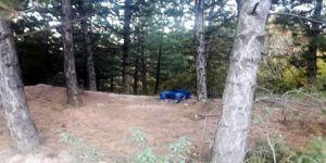 Zincirli Vahşet: Cesedi Ormanlık Alanda Bulundu