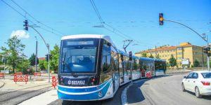 Akçaray Tramvay Hattına Eds'li Çözüm
