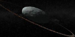 Cüce gezegenin halkası keşfedildi