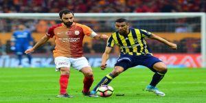 Ekim Ayındaki 17. Galatasaray - Fenerbahçe Derbisi