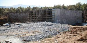 33 Milyon Liralık Kanalizasyon Hattı Projesi Tamamlanıyor