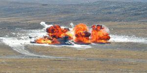 Düşmana Gözdağı: Tsk Gücüne Güç Katıyor