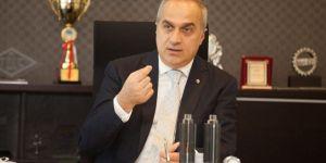 """Başkan Kösemusul: """"Altın Tahvili'ne Sakarya İş Dünyası İlgi Gösterecektir"""""""