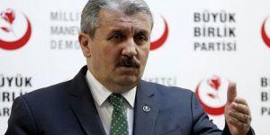 Destici yeniden genel başkanlığa seçildi