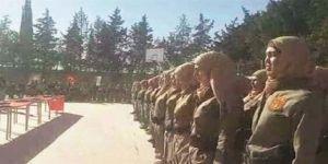 Suriye'de bir ilk!