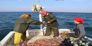 Rize'nin Kadın Balıkçıları