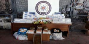 Denizli'de Kaçak Tütün Operasyonu: 93 Gözaltı