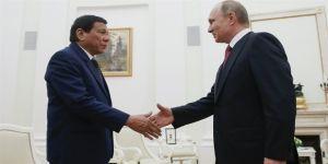 Filipinler ile Rusya askeri iş birliği anlaşması imzaladı
