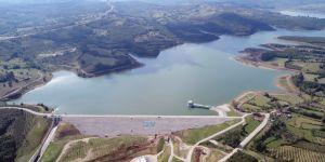 Yuvacık'ta su seviyesi yüzde 46'ya yükseldi