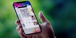 iPhone X sonunda karaborsaya düştü