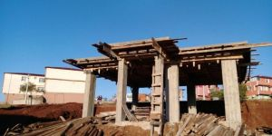 Cumhuriyet Mahallesi'ne Yeni Muhtarlık Binası Yapılıyor