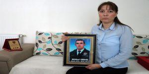 O Polisin Eşi 'Şehitlik' Hakkı İstiyor