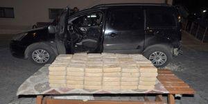 Otomobilde 89 Kilogram Eroin Yakalandı
