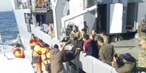 Batan Gemiden İki Mürettebatın Cesedi Çıkarıldı