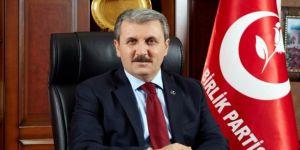 BBP Divan ve MKYK üyeleri seçildi