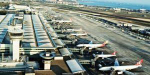 Atatürk Havalimanı Apronunda Kaza: 4 Yaralı
