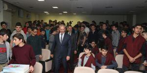 Başkan Dişli, Eski Okulunun Konuğu Oldu