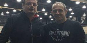 Ergin Ataman NBA'de!