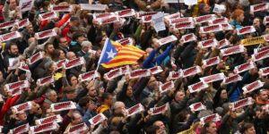 Katalonya'da sivil itaatsizlik