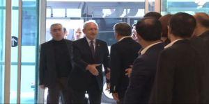Kılıçdaroğlu Yurda Döndü