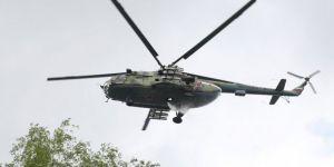 Rusya'da kaybolan helikoptere ulaşıldı