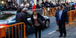 Katalonya Meclis eski Başkanı tutuklandı