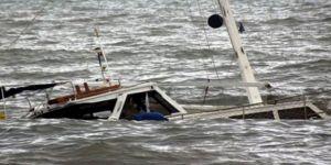 Kongo'da tekne faciası