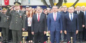 Gebze'de 10 Kasım töreni