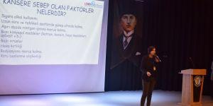 Teknoloji Fen Okulları Öğrencileri Lösev'i Ağırladı