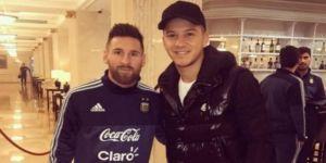 Lionel Messi'den özür mesajı!