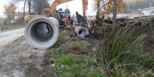Yahyalı Mahallesinde Yol Genişletme Ve Kanal Temizliği Çalışmaları Başladı