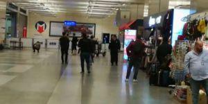 Atatürk Havalimanı Metro İstasyonunda Alarm