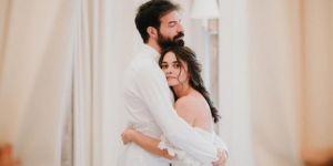 Hande Soral'dan eşine romantik kutlama!