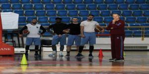 Trabzonspor'da Galatasaray Mesaisi Sürüyor