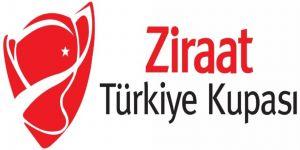 Ziraat Türkiye Kupası 5. Tur İlk Maçlarının Programı Belli Oldu