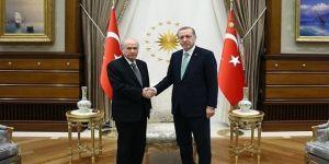 Erdoğan'dan bomba MHP talimatı