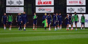 Fenerbahçe Sivasspor Maçı Hazırlıklarını Sürdürdü
