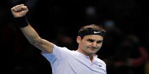 Federer, Yarı Finalde