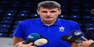 """Perasovic: """"Kötü Bir Mağlubiyet Oldu"""""""