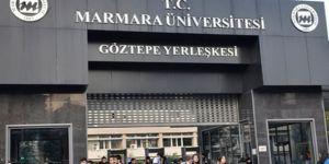 Üniversitesi'de operasyon!