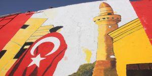 Bingöl'de Güvenlik Bariyerleri Renklendi