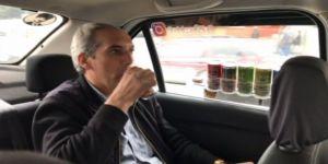 Bu Takside Yiyecek, İçecek, İnternet Bedava