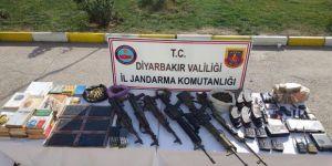 Diyarbakır'da Terör Örgütü Pkk'ya Büyük Darbe