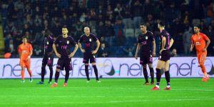 Galatasaray Bu Sezon 2. Yenilgisini Aldı